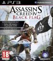 Assassin's Creed 4 Black Flag PS3 Edition Sp�ciale Fnac - PlayStation 3