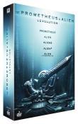 Photo : De Prometheus à Alien, l'évolution