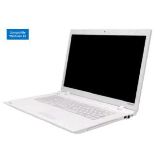 pc portable toshiba satellite c55 c 1f0 15 6 blanc ordinateur portable achat prix fnac. Black Bedroom Furniture Sets. Home Design Ideas