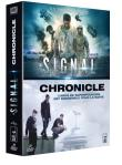 The Signal + Chronicle - Pack (DVD)