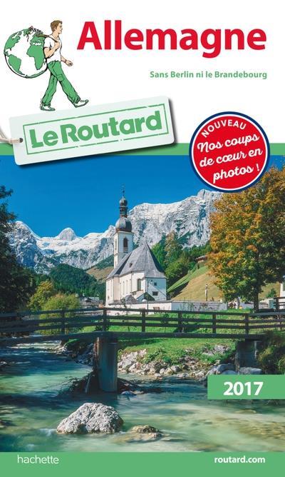 Image accompagnant le produit Guide du Routard Allemagne