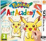 Pokemon Art Academy 3DS - Nintendo 3DS