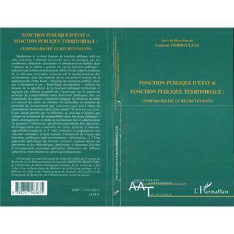Fonction publique d 39 etat et fonction publique territoriale - Grille indiciaire fonction publique d etat ...