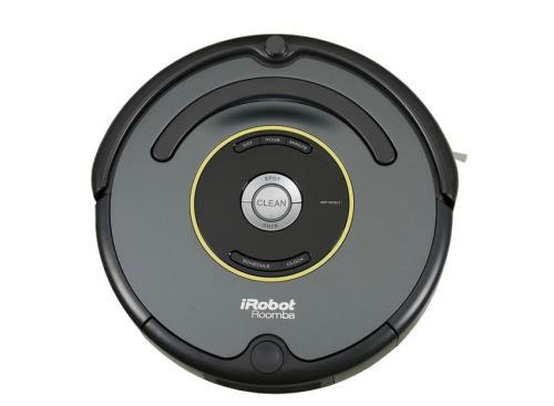 Aspirateur Robot iRobot Roomba 651 Noir