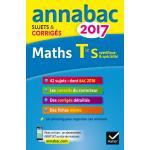 Annales Annabac 2017 Maths Term S, spécifique et spécialité