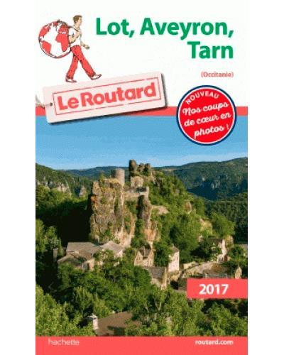 Image accompagnant le produit Guide du Routard Lot, Aveyron, Tarn, Midi-Pyrénées