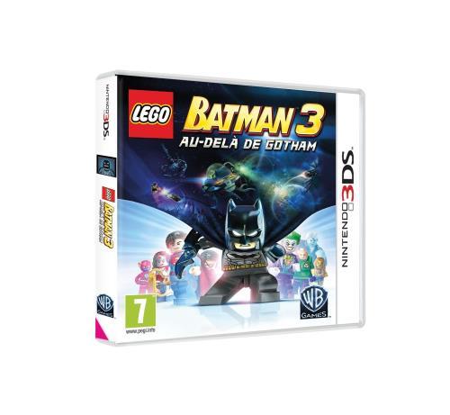 Lego Batman 3 Au delà de Gotham 3DS - Nintendo 3DS