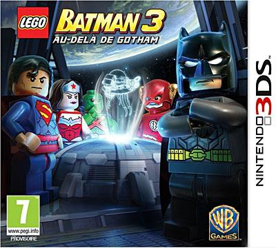 Lego Batman 3 Au del� de Gotham 3DS - Nintendo 3DS