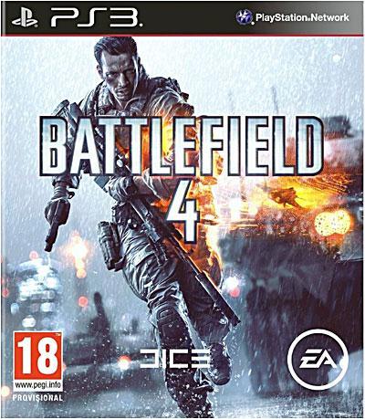 Battlefield 4 PS3 - PlayStation 3