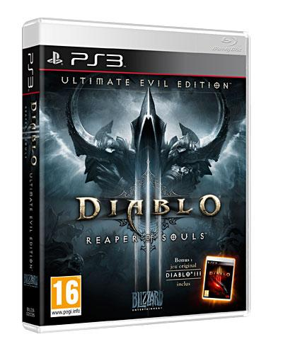 Diablo III Ultimate Evil Edition PS3 - PlayStation 3