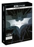 The Dark Knight - La trilogie - 4K Ultra HD + Blu-ray