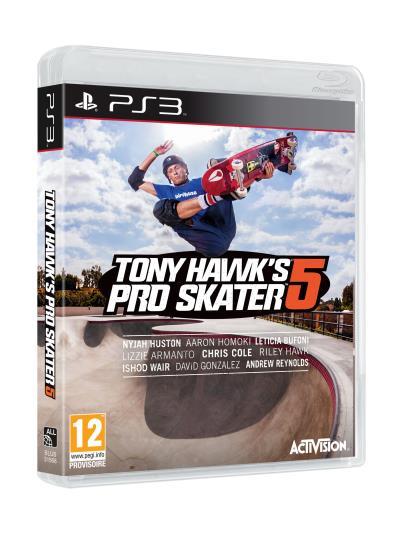 Tony Hawks Pro Skater 5 PS3 - PlayStation 3