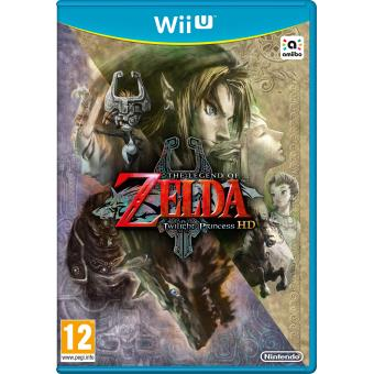 The legend of zelda twilight princess hd wii u sur for Achat maison zelda