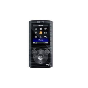 Baladeur MP3 SONY NWZE384 NOIR 8GO