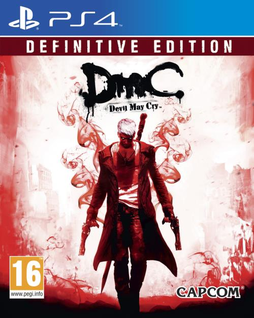 Dmc Devil May Cry Definitive Edition PS4 - PlayStation 4