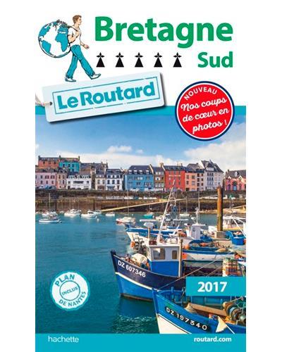 Image accompagnant le produit Guide du Routard Bretagne Sud