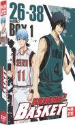 Kuroko's Basket - Saison 2, Box 1/2 - 3 DVD (DVD)