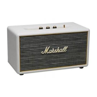 enceinte marshall stanmore cream mini enceintes achat prix fnac. Black Bedroom Furniture Sets. Home Design Ideas