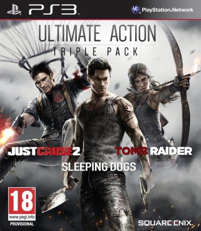 Ultimate Action Triple Pack PS3 - PlayStation 3