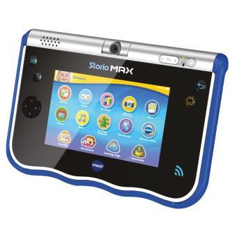 tablette enfant storio max 5 vtech wifi bleue tablettes. Black Bedroom Furniture Sets. Home Design Ideas