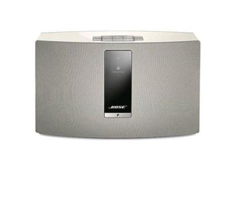 Enceinte sans fil Bose SoundTouch 20 III WiFi, bluetooth Blanc