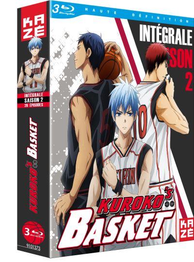 Kuroko´s Basket Saison 2 - Blu-ray