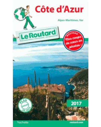 Image accompagnant le produit Guide du Routard Côte d'Azur