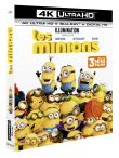 Les Minions - 4K Ultra HD + Blu-ray + Digital HD