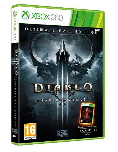 Diablo III Ultimate Evil Edition Xbox 360 - Xbox 360