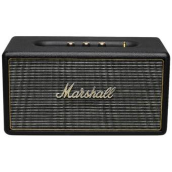 enceinte marshall stanmore black mini enceintes achat prix fnac. Black Bedroom Furniture Sets. Home Design Ideas