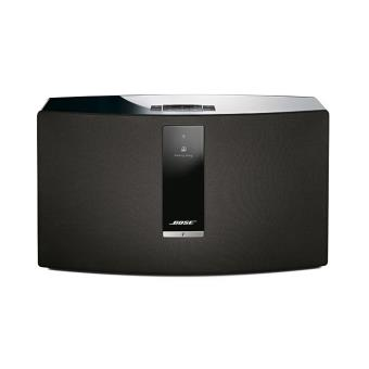 enceinte sans fil bose soundtouch 30 iii wifi bluetooth noir enceinte compacte achat prix fnac. Black Bedroom Furniture Sets. Home Design Ideas