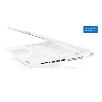 pc portable toshiba satellite l50 c 1t7 15 6 blanc ordinateur portable achat prix fnac. Black Bedroom Furniture Sets. Home Design Ideas