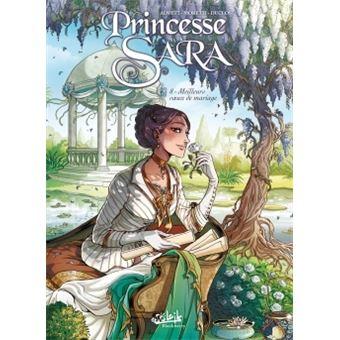 Princesse sara tome 8 meilleurs v ux de mariage nora - Voir princesse sarah ...
