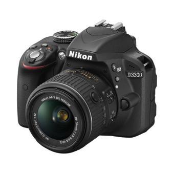 Reflex Nikon D Kit Black Objectif AF S DX  mm VR II a w