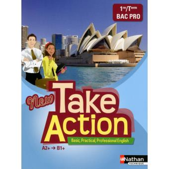 New take action 1e/ter bac pro
