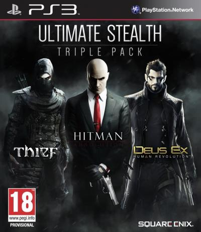 Ultimate Stealth Pack Square Enix PS3 - PlayStation 3