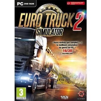 Volant pc pas cher euro truck simulator 2