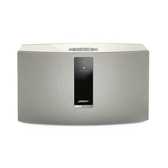 enceinte sans fil bose soundtouch 30 iii wifi bluetooth blanc enceinte compacte meilleur. Black Bedroom Furniture Sets. Home Design Ideas