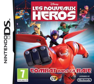 Les Nouveaux Héros DS - Nintendo DS