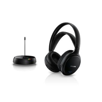 casque audio hifi philips shc5211 sans fil casque uhf. Black Bedroom Furniture Sets. Home Design Ideas