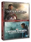 Captain America : The First Avenger + Le soldat de l'hiver (DVD)