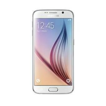 Smartphone Samsung Galaxy S6 32 Go Blanc Astral Smartphone sous
