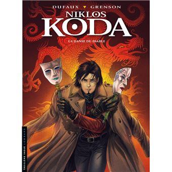 Niklos Koda - Tome 11 : La danse du diable