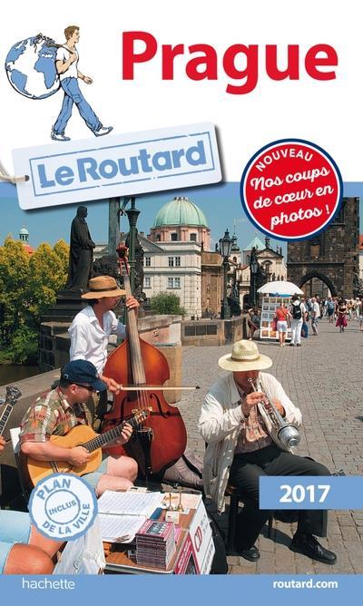 Image accompagnant le produit Guide du Routard Prague