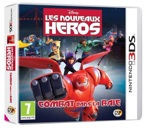 Les Nouveaux Héros 3DS - Nintendo 3DS