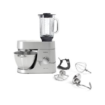 Robot multifonction kenwood chef titane kmc050 achat for Robot kenwood cooking chef prix