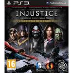 Injustice PS3 Edition Jeu de l'Ann�e - PlayStation 3