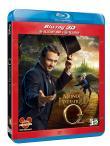 Le Monde fantastique d'Oz - Combo Blu-Ray 3D (Blu-Ray)