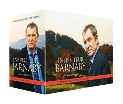 Inspecteur Barnaby - Coffret intégral des Saisons 1 à 13