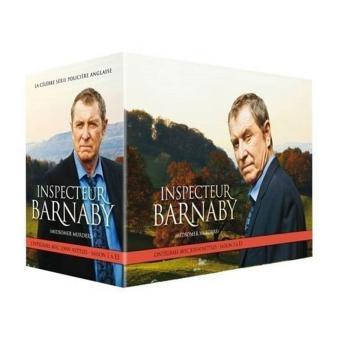 Inspecteur Barnaby Inspecteur Barnaby - Coffret intégral des Saisons 1 à 13 - Coffret DVD - DVD ...